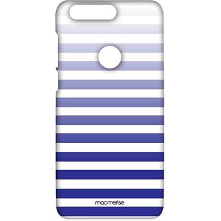 Stripe Me Blue - Sublime Case For Huawei Honor 8