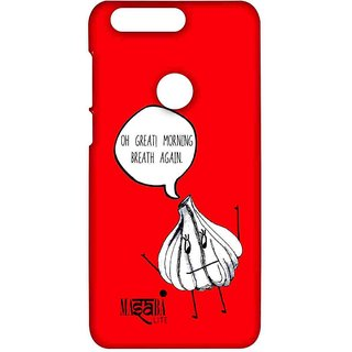 Masaba Garlic Says - Sublime Case For Huawei Honor 8