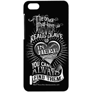 Find Loved Ones Black  - Sublime Case For Huawei Honor 6