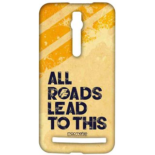 F & F Journey Yellow - Sublime Case For Asus Zenfone 2