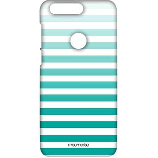 Stripe Me Turquoise - Sublime Case For Huawei Honor 8
