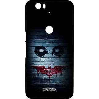 Bat Joker Graffiti - Sublime Case For Huawei Nexus 6P