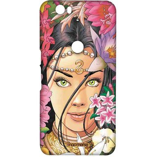 Flower Girl - Sublime Case For Huawei Nexus 6P