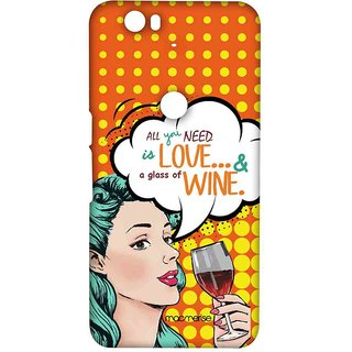Miss Wine - Sublime Case For Huawei Nexus 6P