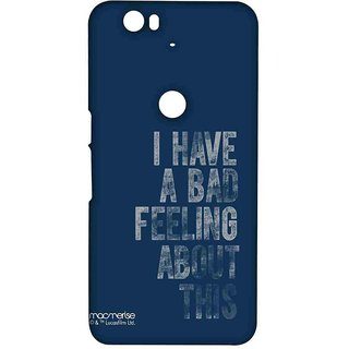 Bad Feeling - Sublime Case For Huawei Nexus 6P