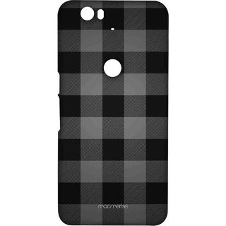 Checkmate Black - Sublime Case For Huawei Nexus 6P