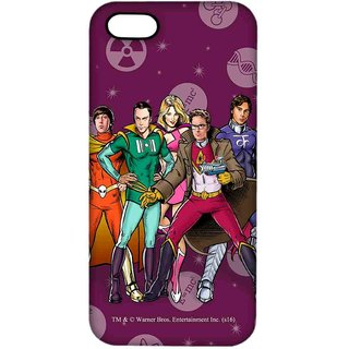 BBT Superheroes  - Pro Case For IPhone 5/5S