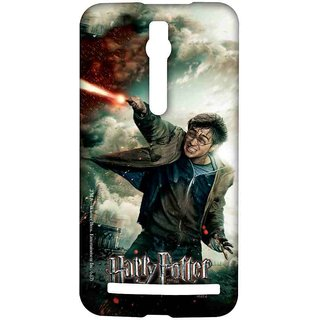Potter In Action  - Sublime Case For Asus Zenfone 2