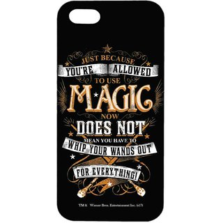Wand Wisdom  - Pro Case For IPhone 5/5S