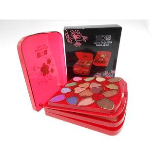 Ads Fashion colour Kit Make you fantasticly charming sexy Beauty Makeup KitA8126