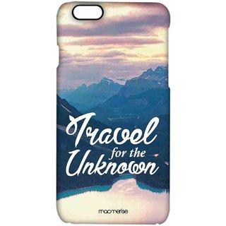 Travel For The Unknown - Pro Case For IPhone 6