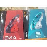 Soul SL-51 Over Ear Headphones Eaphone Handset Soul FOR Mp3 Player