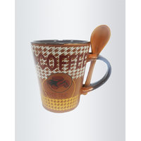 Personalized Morning Coffee Mug With Spoon By Returnfavors