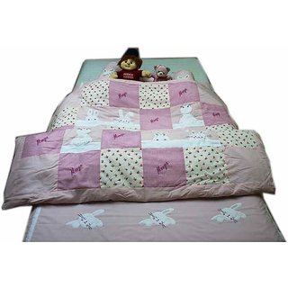 Personalized Terry Cotton Bed Sheet Sets For Kids