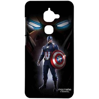 Watchful Captain America - Sublime Case For LeEco Le 2