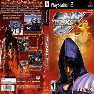 Buy Ps2 Tekken 4 Order Only If You Have Modified Jail Broken Ps2