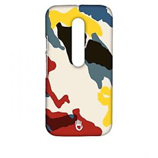 KR Yellow Summer - Sublime Case For Moto G Turbo