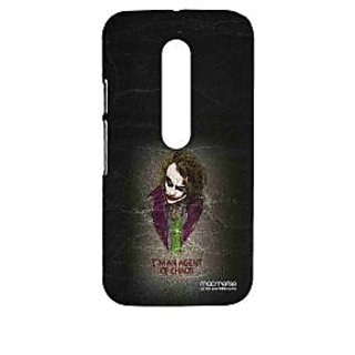 Agent Of Chaos - Sublime Case For Moto G Turbo