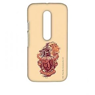 House Of Gryffindor  - Sublime Case For Moto G Turbo