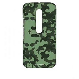 Military Green - Sublime Case For Moto G Turbo