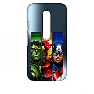 Avengers Angst - Sublime Case For Moto G Turbo