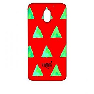 Masaba Red Cone - Sublime Case For Moto E3