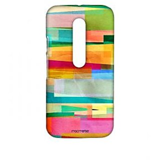 Abstract Fusion - Sublime Case For Moto G Turbo