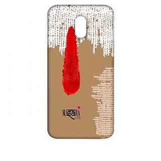 Masaba Red Tilak - Sublime Case For Moto E3