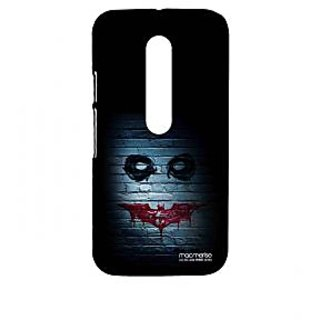 Bat Joker Graffiti - Sublime Case For Moto G Turbo
