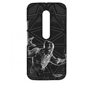 Black Panther Stare - Sublime Case For Moto G Turbo