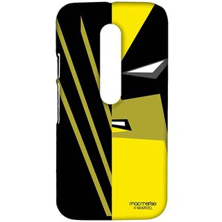Face Focus Wolverine - Sublime Case For Moto G Turbo
