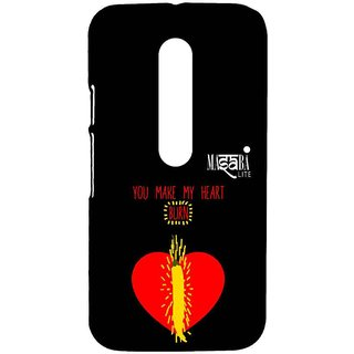 Masaba Heart Burn - Sublime Case For Moto G Turbo