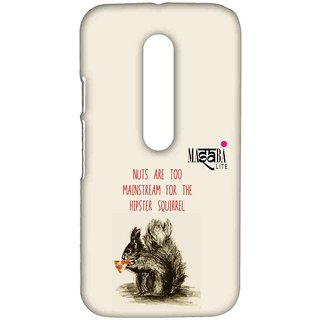 Masaba Hipster Squirrel - Sublime Case For Moto G Turbo
