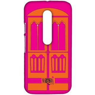 Masaba Pink Door - Sublime Case For Moto G Turbo