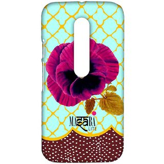 Masaba Pink Flower - Sublime Case For Moto G Turbo
