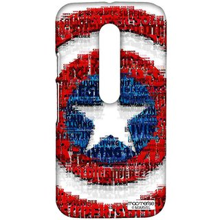 Shield Quotes - Sublime Case For Moto G Turbo