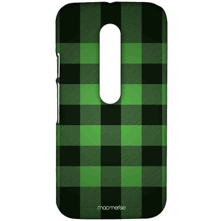 Checkmate Green - Sublime Case For Moto G Turbo