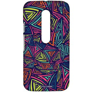 Neon Angles - Sublime Case For Moto G Turbo