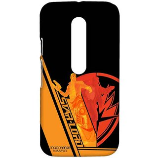 Star Lord Fury - Sublime Case For Moto G Turbo