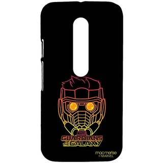 Star Lord Mask - Sublime Case For Moto G Turbo