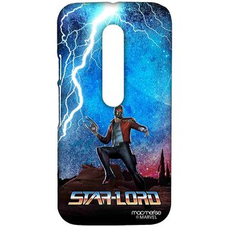 Star Lord Thunder - Sublime Case For Moto G Turbo
