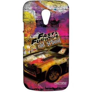 Old School F & F - Sublime Case For Moto G2