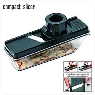 Compact Vegetable, Dry Fruits  Fruits Slicer