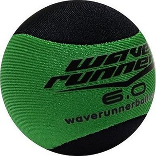 "Water Runner Skipping Ball ""Green & Black"""