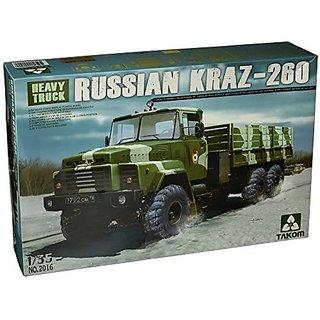 Takom Russian Kraz 260 Truck(1/35 Scale)