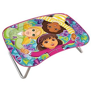 On Tray Dora The Explorer Friends Childrens Multipurpose Snack Activity Tray