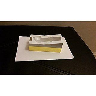 Desk White & Gold Tape Dispenser By Nate Berkus