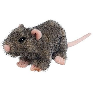 Wizarding World Of Harry Potter : Ron Weasley Pet Rat Scabbers Plush Toy