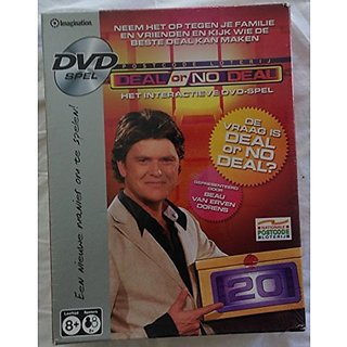 Deal or No Deal DVD Spel Dutch Version