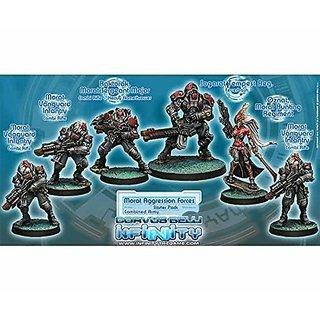 Morat Agression Forces Starter Miniatures Infinity Corvus Belli
